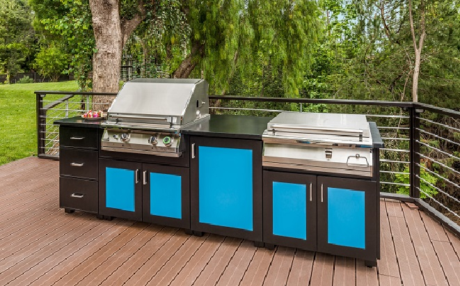 Built-in Grills & Access.
