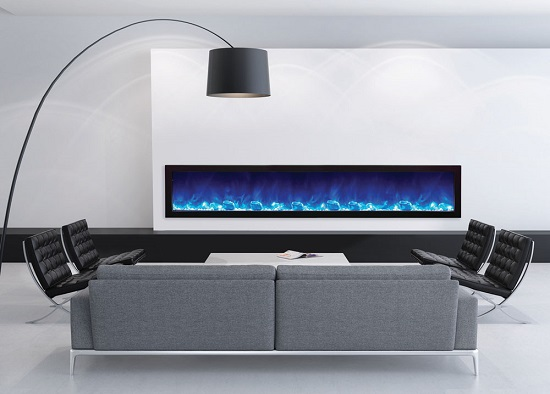 Electric & Gas Fireplaces